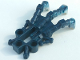 Part No: 53562pb03  Name: Bionicle Foot Piraka Clawed with Pearl Light Gray Talons