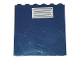 Part No: 59349pb135  Name: Panel 1 x 6 x 5 with Air Vent Pattern (Sticker) - Set 8635