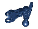 Part No: 60896  Name: Bionicle Arm Av-Matoran with Ball Joint and Ball Socket