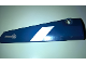 Part No: 64393pb032  Name: Technic, Panel Fairing # 6 Long Smooth, Side B with White Stripe and Door Handle Pattern (Sticker) - Set 41999