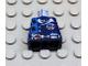 Part No: 973pb0121  Name: Torso Alpha Team Logo, Utility Belt and Gauge, 2 Spots Pattern
