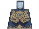 Part No: 973pb0156  Name: Torso Exo-Force Gold Body Armor with Wing Pattern