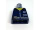 Part No: 973pb0221  Name: Torso Alpha Team Logo, Shirt with Zipper, Utility Belt and Gauge Pattern