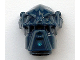 Part No: x1819  Name: Minifigure, Head Modified Bionicle Inika Toa Hahli Plain