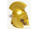 Part No: 90392  Name: Minifig, Headgear Helmet Spartan Warrior