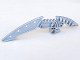 Part No: 44813  Name: Bionicle Weapon Staff of Light Blade
