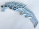 Part No: 57570  Name: Bionicle Weapon Barraki Carapar Claw Half