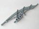 Part No: 64264  Name: Bionicle Weapon Shield Half Ribbed Narrow