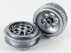 Part No: 32020  Name: Wheel 43.2mm D. x 18mm (extended axle stem)