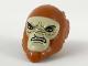 Part No: 37616pb02  Name: Minifigure, Head Modified Hylobon, Open Mouth Pattern