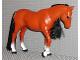Part No: Chili  Name: Horse, Scala (Chili)