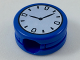 Part No: 14396c01pb02  Name: Minifigure, Head Modified Clock King Pattern