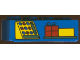 Part No: 3001pb033  Name: Brick 2 x 4 with Cash Register and Boxes Pattern (Sticker) - Set 4165