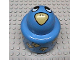 Part No: 31005pb13  Name: Primo Brick, Round Rattle 1 x 1 with Bird and Arrows Pattern