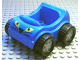 Part No: 31363pb03  Name: Duplo Car with Eyes, Cat Pattern