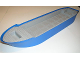 Part No: 57789c01  Name: Boat Hull Unitary 74 x 18 x 7 with Light Bluish Gray Top