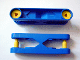 Part No: 6279c01  Name: Duplo, Toolo Arm 2 x  6 with Triangular Set Screw at Both Ends