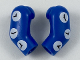 Part No: 981982pb167  Name: Arm, (Matching Left and Right) Pair with 3 Clocks Pattern