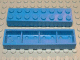 Part No: crssprt03  Name: Brick 2 x 8 without Bottom Tubes, with Cross Supports