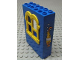 Part No: x637c02pb09  Name: Fabuland Building Wall 2 x 6 x 7 with Lemonade Bottle and Number 2 Pattern (Sticker) - Set 3676