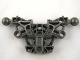 Part No: 53564  Name: Bionicle Piraka Torso with 2 Ball Joints