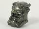 Part No: 53596pb01  Name: Minifigure, Head Modified Bionicle Inika Toa Hewkii
