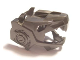Part No: 92231  Name: Hero Factory Mask, Robotic Dog (Fangz)