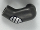 Part No: 981pb145  Name: Arm, Left with Silver Elbow Pad Pattern