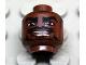 Part No: 3626bpb0153  Name: Minifigure, Head NBA Tony Parker Pattern - Blocked Open Stud