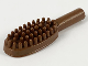 Part No: 3852b  Name: Minifig, Utensil Hairbrush - Short Handle (10mm)