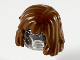 Part No: 40251  Name: Minifig, Hair Female Mid-Length