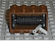 Part No: 4209c02  Name: String Reel 2 x 4 x 2 Complete with String and Light Gray Hose Nozzle Simple