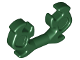 Part No: 11437  Name: Minifigure, Helmet Ninja Horn Elaborate