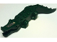 Part No: 6026c01pb01  Name: Alligator / Crocodile with 8 Teeth with Circuitry on Upper Jaw Pattern (Sticker) - Set 8632