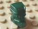 Part No: x1816  Name: Minifigure, Head Modified Bionicle Piraka Zaktan Plain