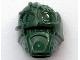 Part No: x1823  Name: Minifig, Head Modified Bionicle Inika Toa Kongu no Pattern