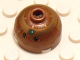 Part No: 553pb001  Name: Brick, Round 2 x 2 Dome Top with Copper Pattern (R4-G9)