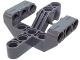 Part No: 19086  Name: Technic, Liftarm 5 x 6 x 2 Perpendicular Fork 3 Fingers