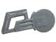 Part No: 30194  Name: Minifigure, Utensil Tool Circular Blade Saw