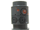 Part No: 3062bpb040  Name: Brick, Round 1 x 1 Open Stud with SW IG-88 Head Pattern (10221)