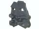 Part No: 32553  Name: Bionicle Head Connector Block 3 x 4 x 1 2/3