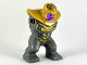 Part No: 37838pb02  Name: Body Giant, Thanos with Gold Armor Pattern
