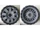 Part No: 47349c01  Name: Wheel 72 x 34 with Black Tire 94 x 40 Balloon Offset Tread