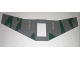 Part No: 54093pb01  Name: Wing Plate 20 x 56 with 6 x 10 Cutout and No Holes with Camouflage Pattern (Stickers) - Set 7683