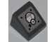 Part No: 54200pb042  Name: Slope 30 1 x 1 x 2/3 with 2 Gauges Pattern (Sticker) - Set 7977