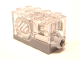 Part No: 55206c01  Name: Electric, Sound Brick 2 x 4 x 2 with Trans-Clear Top and Revving Motor Sound (Set 4893)