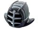 Part No: 98130pb01  Name: Minifigure, Headgear Helmet Ninjago Kendo with White Grille Mask Pattern