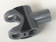 Part No: x1192px3  Name: Technic, Axle Connector 2 x 3 with Ball Socket and Axle Socket with Black Rubber Insert