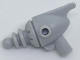 Part No: 29601  Name: Minifigure, Weapon Space Ray Gun - Fin, Round Heat Diffusers, Round Emitter
