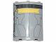 Part No: 30562pb041  Name: Cylinder Quarter 4 x 4 x 6 with SW Droid Escape Pod Pattern 2 (Sticker) - Set 75136